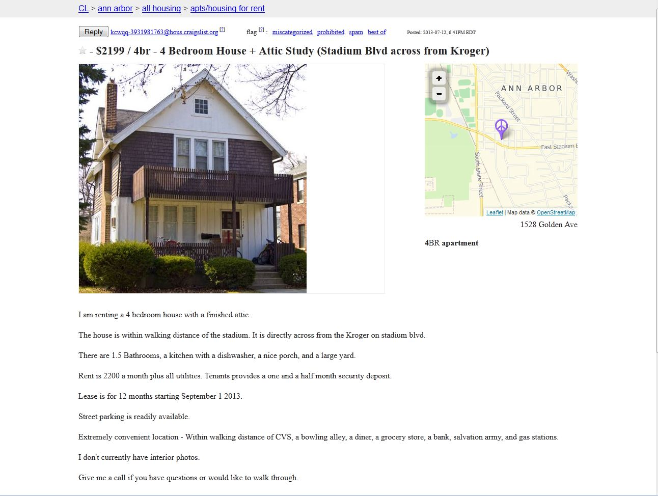 craigslist michigan